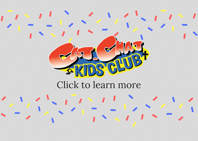 Cat Chat Kids Club 2018