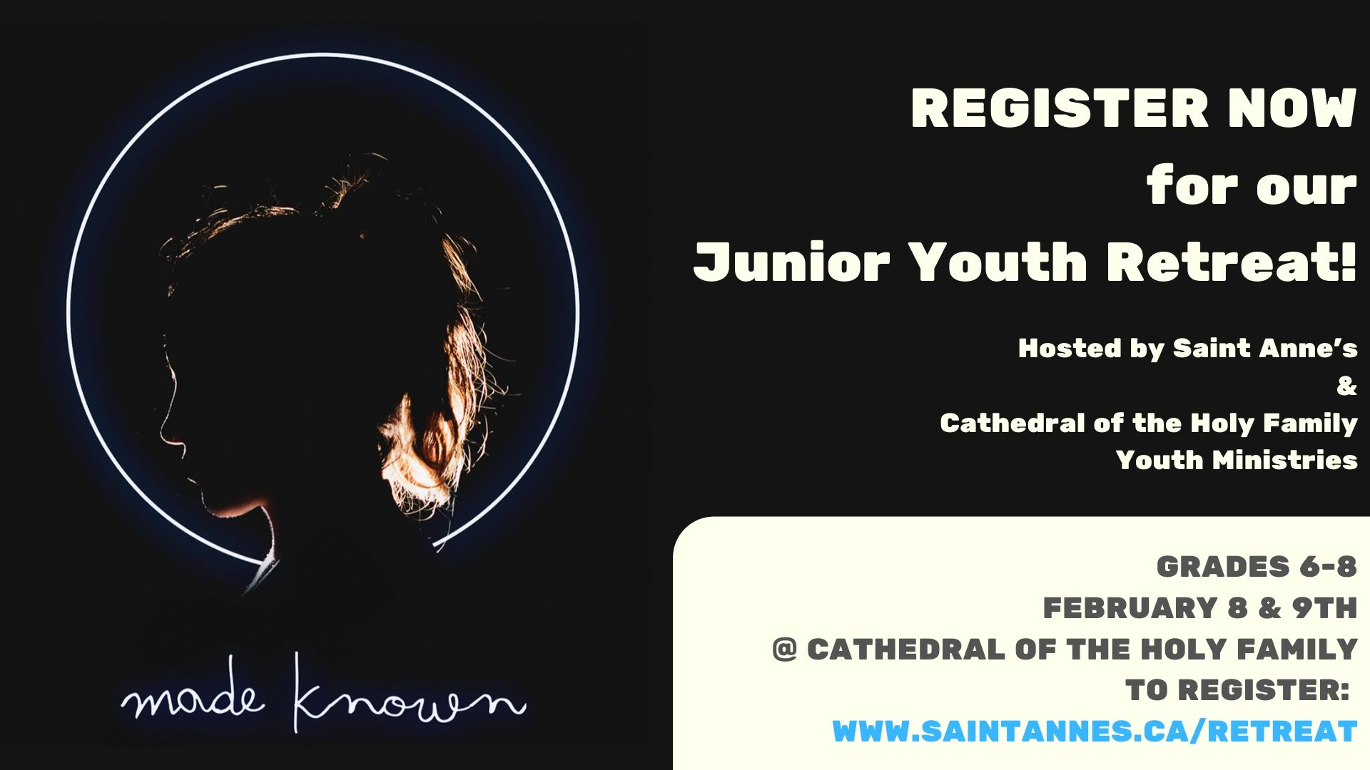 Junior Youth Retreat 2020