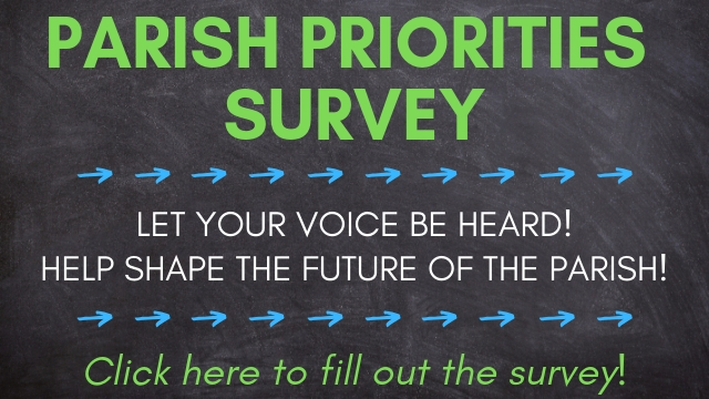 Parish Priorities Survey