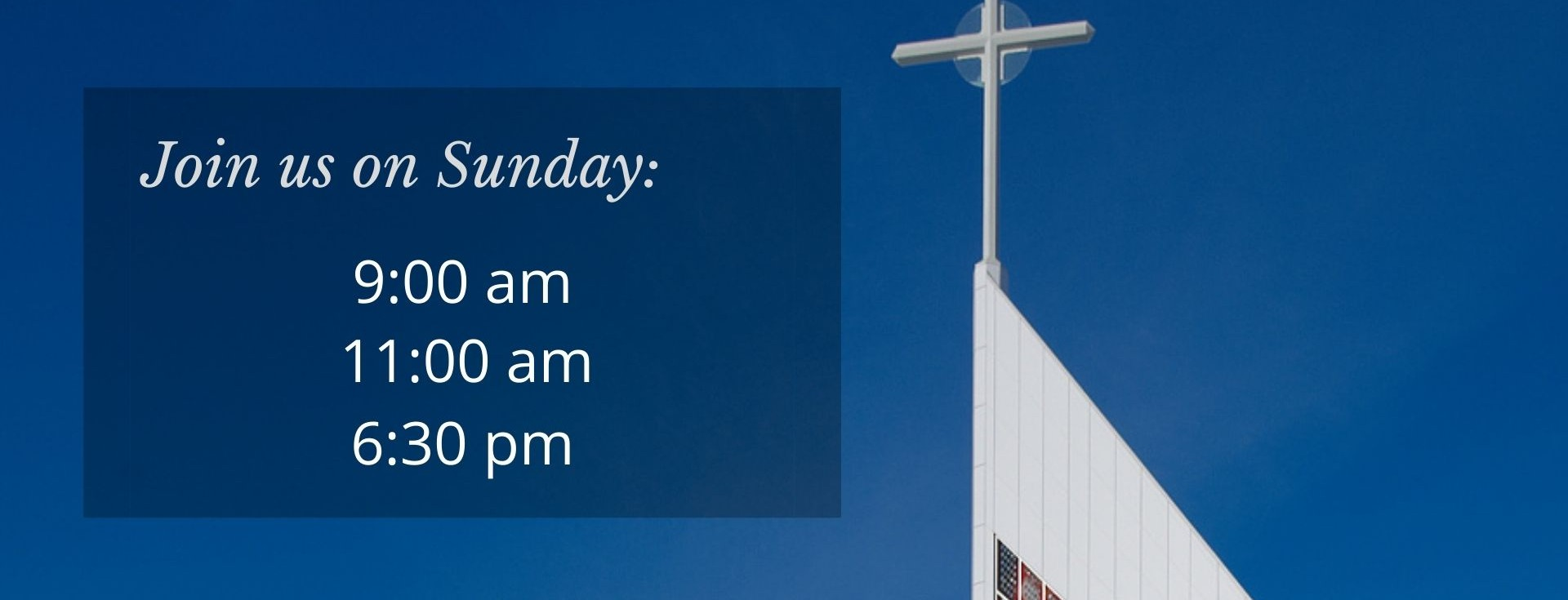 Join Us Sunday (2021)